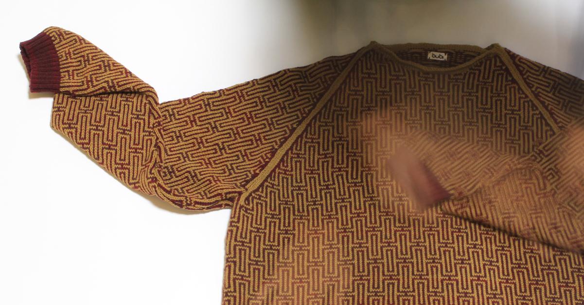 maglioni su misura bubi
