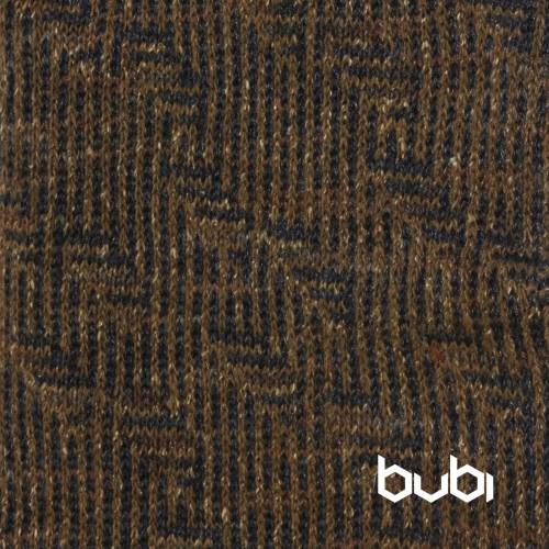 sciarpa ad anello marrone blu texture