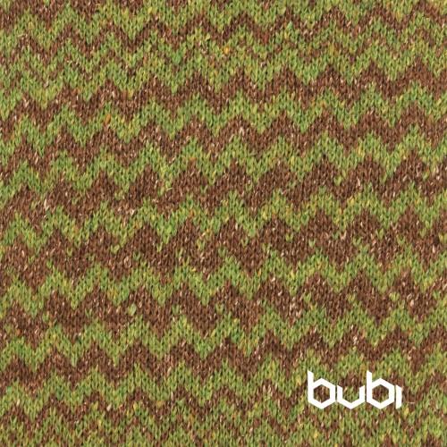 sciarpa ad anello verde marrone texture