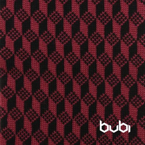 sciarpa ad anello viola nero texture