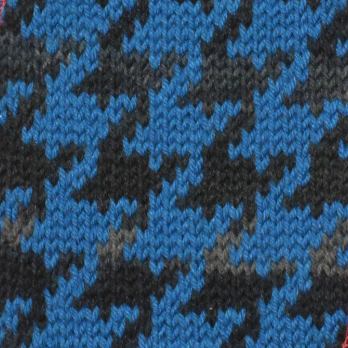 toppa blu e antracite texture