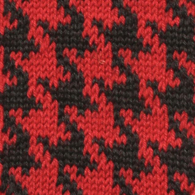 toppa nera rossa texture