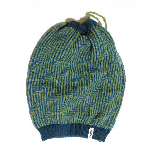 scaldacollo verde blu