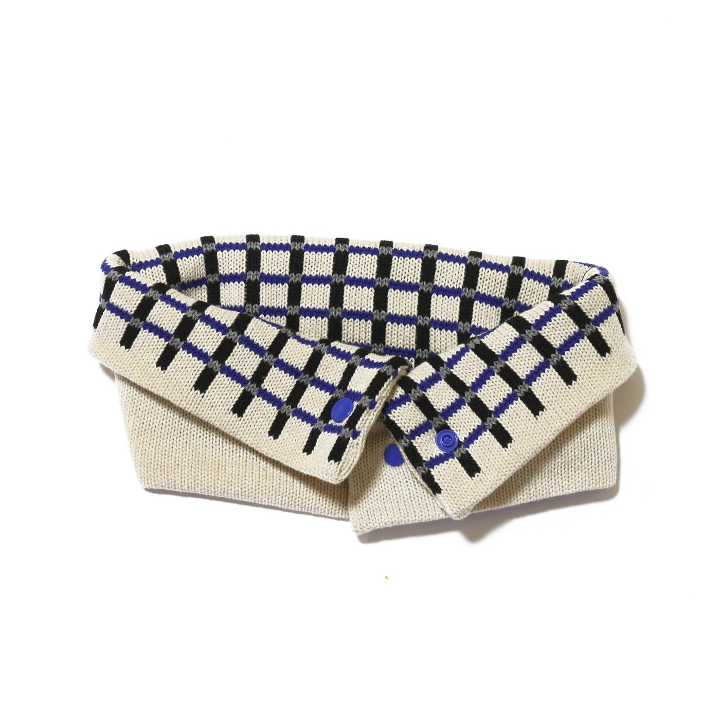 colletto bianco nero blu grigio quadretti