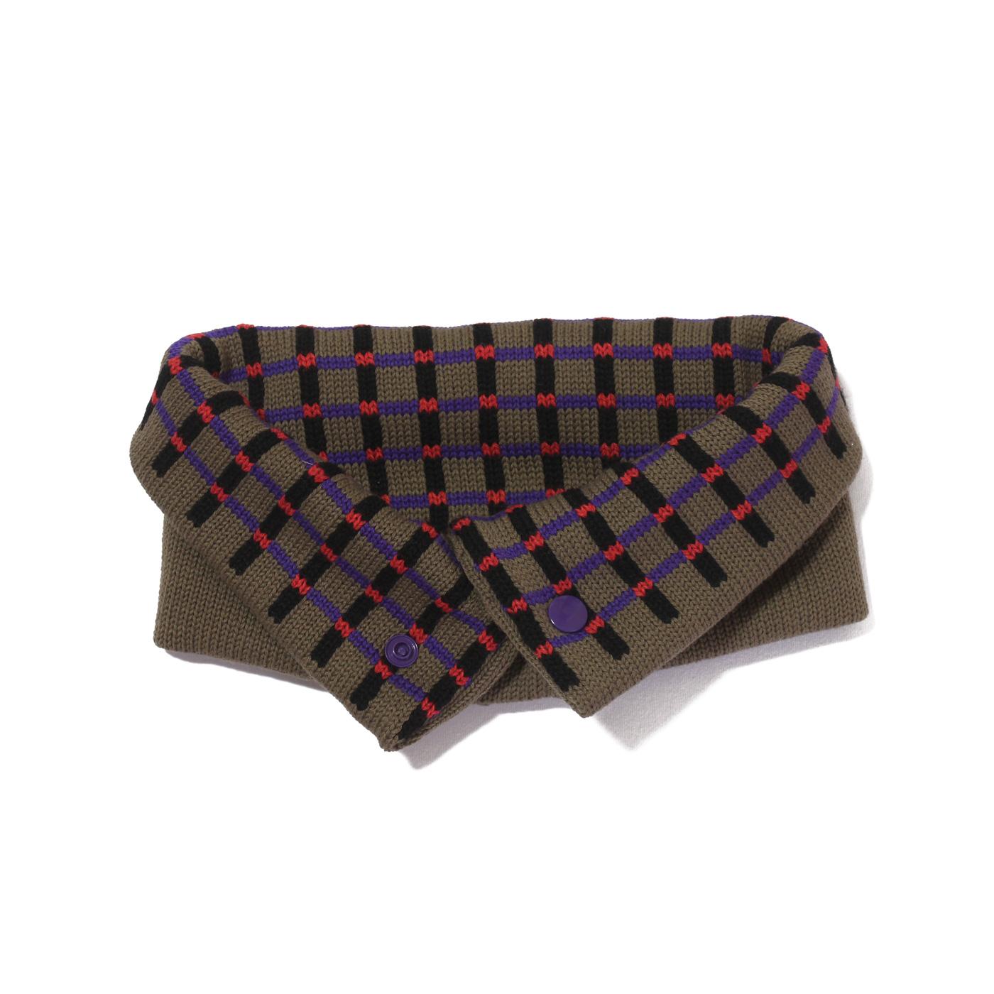 colletto grigio nero viola rosso