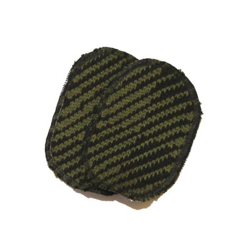 toppa bimbo verde nero