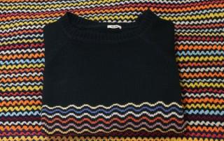 maglione x SB70 - Surfare al Salone del mobile