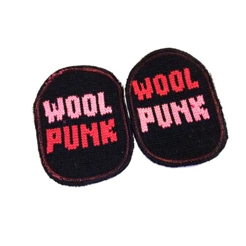 Toppa lana bubi wool punk
